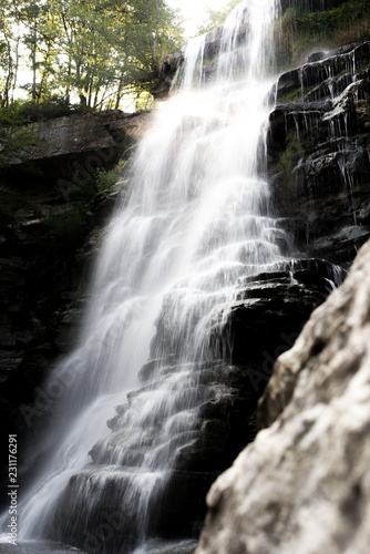 Silky waterfall  - 231176291