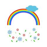 rainbow vivid reminder. vector - 231183088