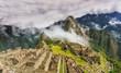 machu picchu et huayna picchu ville sacrée des incas pérou