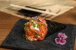 Temaki Sushi Salmão - 231187613