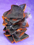 STACK OF BURNT TOAST - 231228092