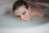 Relax in the bath