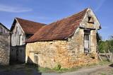 Verlassenes Mittelalterliches Landhaus  - 231278238