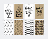 Bakery Gift Tags in Vector - 231279418