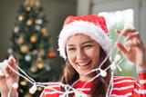Christmas lights - 231325241