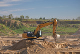 Excavators work - 231328019