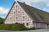 Reich verziertes Haus im Stil des Alten Landes - 231332423