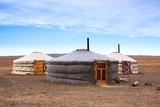 yourthe et peuple nomade de mongolie - 231338217