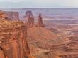 Landscape of Canyonlands National Park