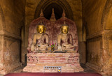 architecture details of the historic capital city of Bagan Myanmar (Burma) - 231351017