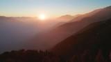 Aerial 4K - Sunset - 231357872