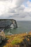 Le scogliere di Etretat - Normandia, Francia