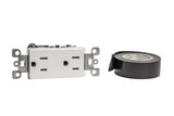 Insulation tape and electrical outlet - 231382085