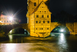 Rathaus in Bamberg, Germany
