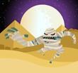 evil monster mummy - 231395811