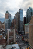 General view of midtown Manhattan, New York