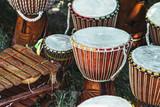 Instrument à percussions, djembé - 231474644