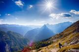Julian Alps landscape, Slovenia