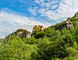 Meteory. Monastery of St. Nicholas of Anapavsas.