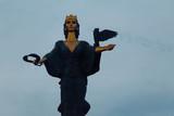 Santa Sofia statue in Sofia, Bulgaria - 231496200