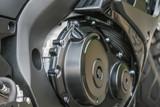 Details eines Renn-Motorrads - 231509421