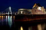 Schokoladenmuseum zur blauen Stunde - 231521283