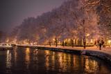 Winterimpressionen aus Filipstad/ Schweden - 231521419