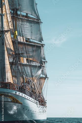 Sailing Ship Statsraad Lehmkuhl