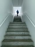 Treppenhaus _Der letze Weg _Der lange Weg nach oben - 231533221