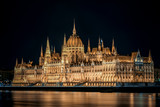 hungarian parliament in budapest - 231539615