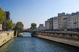 La Seine au Quartier Latin, Paris © Bruno Bernier