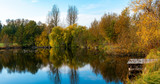 Herbst am See - 231558428
