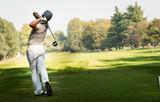 view from a golf gren....