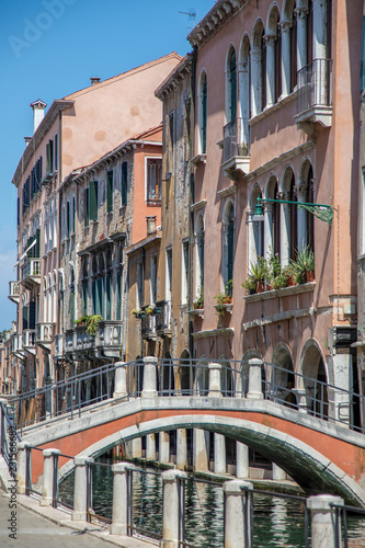 colorful houses in venice - 231566682