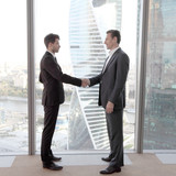 Business people shaking hands - 231570894