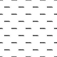 Children train pattern seamless vector repeat geometric for any web design