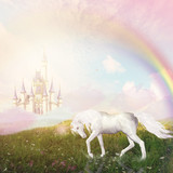 unicorn castle - 231598045