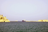 Fort Sant' Angelo guarding the Grand Harbor of  Valletta, Malta - 231612221