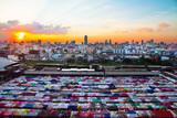 View Ratchada Market in Bangkok Thailand  - 231623240