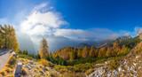 Mangart Saddle, Julian Alps, Slovenia