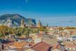 Città di Palermo vista dall'alto - 231651048