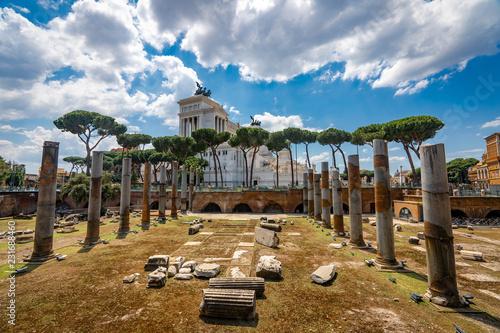 Architektura Rzymu w centrum Rzymu