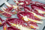Red Radish with Oil and Feta Cheese - 231700872