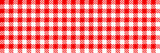 Vichy rouge - Red gingham - 231708010