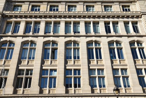 Fridge magnet Immeuble parisien