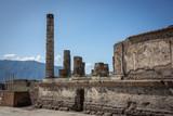 The Roman Ruins in Pompii - 231750036