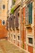 Empty Street, Venice, Italy