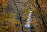 Akiu Waterfall in Japan