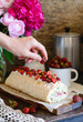 merengue roulade