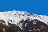 Mountains Alps at Austria